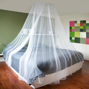 myggenet til seng